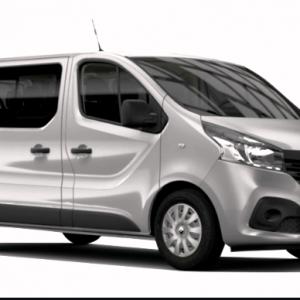 9 Seater Minibus Rental in Preveza Airport