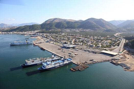 Igoumenitsa Port